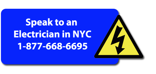 Contact an Electrician in NYC